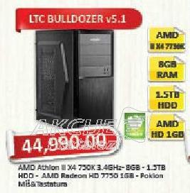Računar Ltc Bulldozer v5.1