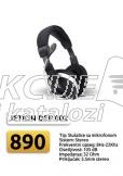 Slušalice sa mikrofonom Jetion- JT-DEP002