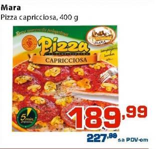 Smrznuta pizza capricciossa