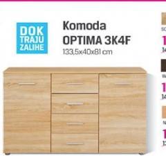 Komoda Optima 3K4F