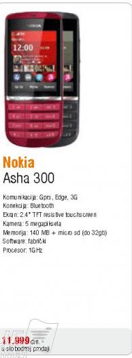 Asha 300