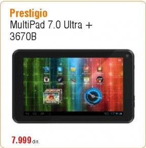 Multipad 7.0 Ultra + 3670B