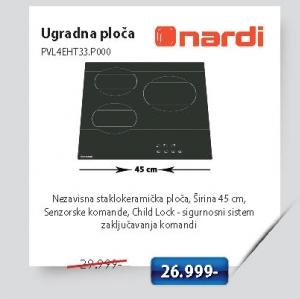 Ugradna Ploča Pvl4EHT33.P000