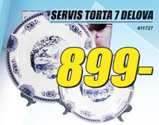 Servis Torta 7 delova