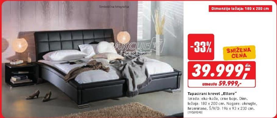 Bračni Krevet Ettore