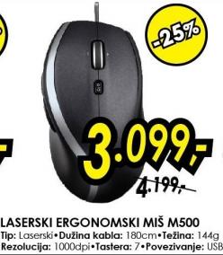 Miš M500