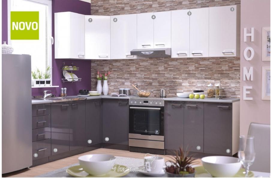 Kuhinjski element D ugao