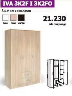 Garderober Iva 3k2f