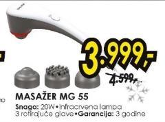 Masažer Mg 55