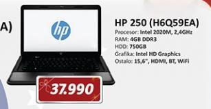 Laptop 250 G1 H6Q59EA