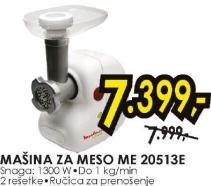 Mašina za meso ME 20513E