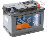 Akumulator Biloxxi, 480A