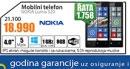 Mobilni telefon Lumia 520