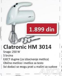 Ručni mikser HM3014