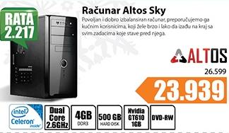 Desktop računar Altos Sky