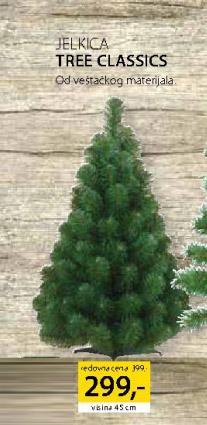 Jelkica Tree Classic 45cm