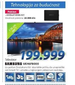 Televizor UE46F8000