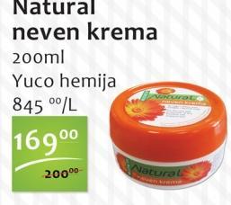 Krema za lice Multiactiv Natural