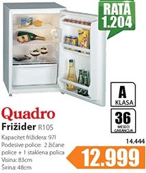 Frižider R105