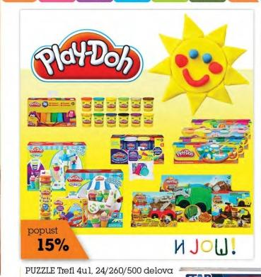 Play-Doh igračke