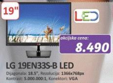 Monitor 19EN33S-B LED
