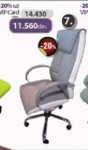 Fotelja Liner