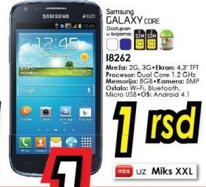 Mobilni telefon Galaxy Core i8262