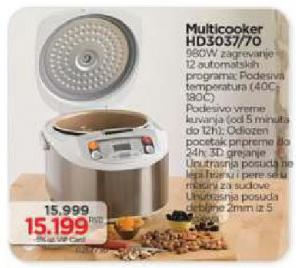 Multicooker HD3037/70