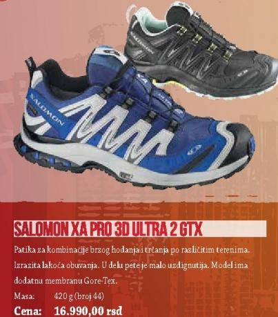 Patike Salomon XA PRO 30 Ultra 2 GTX