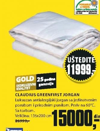 Jorgan Claudius GreenFirst