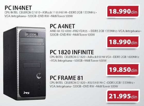 Računar In4net