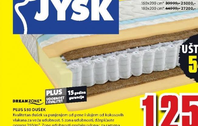 Dušek, Plus S50