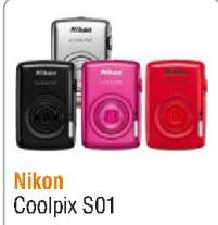 Fotoaparat Coolpix S01