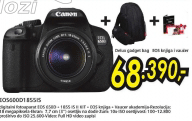 Digitalni Fotoaparat EOS 600D EF S18-55 IS II