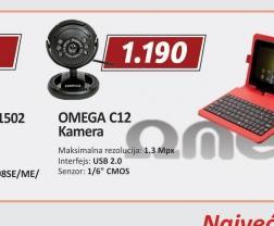 Web kamera C12