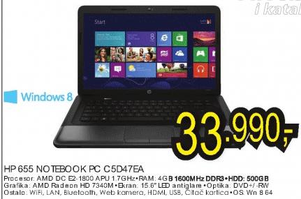 Laptop 655 C5D47EA