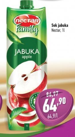 Sok jabuka