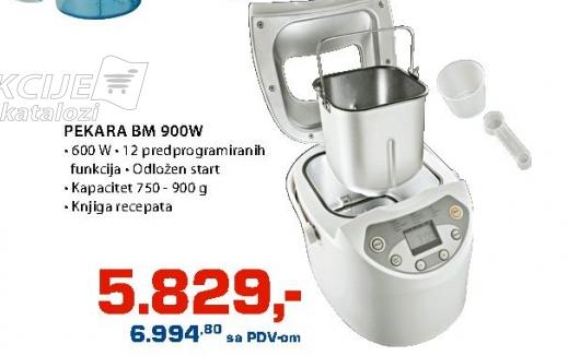 Pekara BM 900W