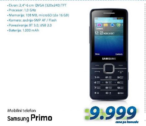 Mobilni telefon S5610