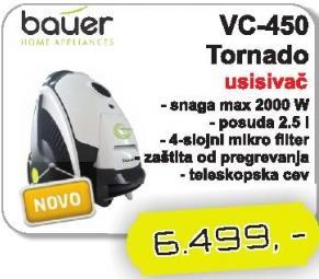 Usisivač VC-450