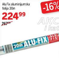 Aluminijumska Folija 30m X 29cm
