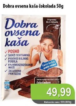 Pahuljice čokolada