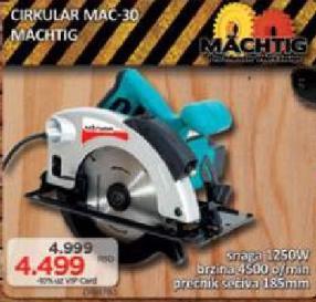 Cirkular MAC 30