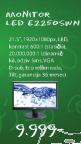 Monitor LED E2250Swn