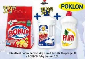 Poklon Fairy Lemon 0,5l