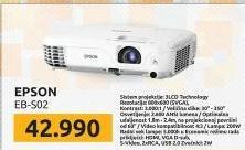 Projektor EB-S02