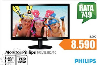 Monitor 193V5LSB2/10