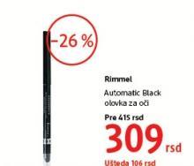 Olovka za oči Automatic Black