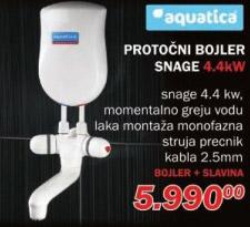 Protočni bojler Aquatica 4,4kW