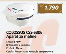 Aparat za mafine CSS-5306